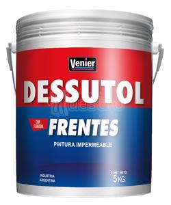 Latex Dessutol Frentes x 5