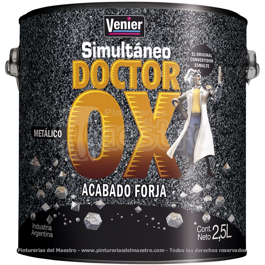Dr Ox Metalico Hierro Forja x 1